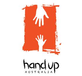 hand-up-australia-logo