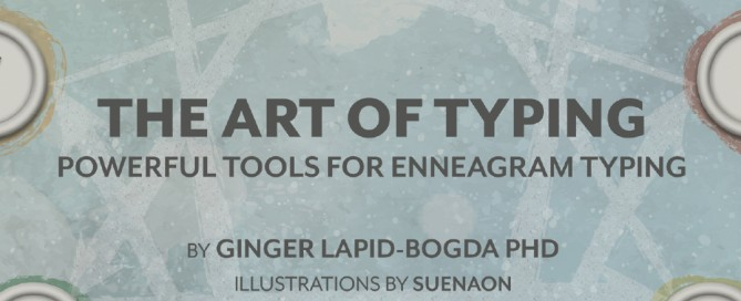 The Art of Typing by Ginger Lapid-Bogda